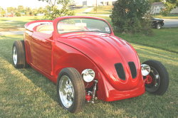 VWHIBOYs 1972 Volkswagen Beetle