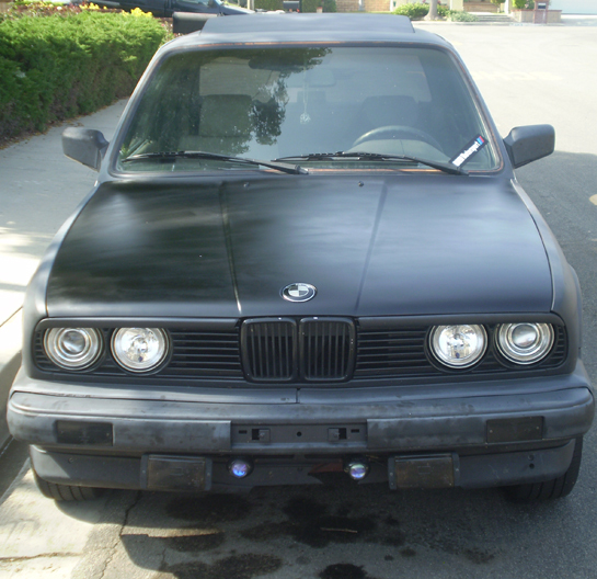 mikebmwe30 39 s 1986 bmw 3 series page 2 in cake town ca. Black Bedroom Furniture Sets. Home Design Ideas