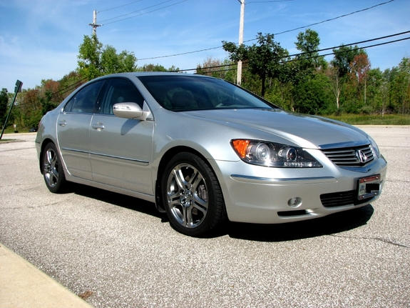 Neuronbob Acura RL Specs Photos Modification Info At CarDomain - 2006 acura rl a spec