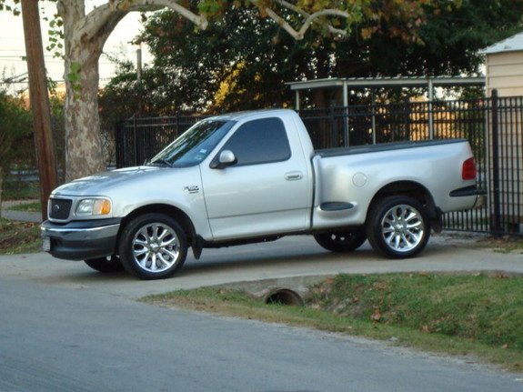 02blueoval 39 s 2002 ford f150 regular cab in houston tx. Black Bedroom Furniture Sets. Home Design Ideas