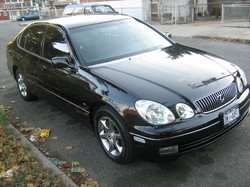 123whynots 2002 Lexus GS