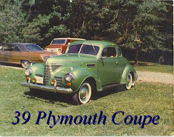 Another Movanner 1939 Plymouth Deluxe post... - 10685196