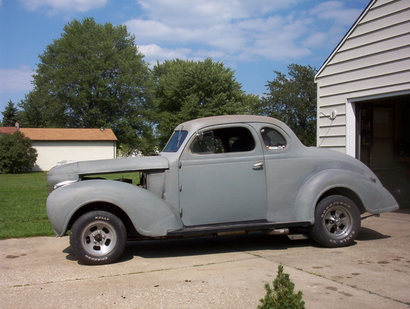 Another Movanner 1939 Plymouth Deluxe post... - 10685197