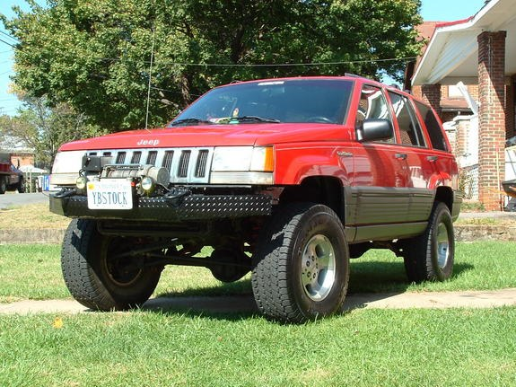 BigRed95ZJ 1995 Jeep Grand Cherokee