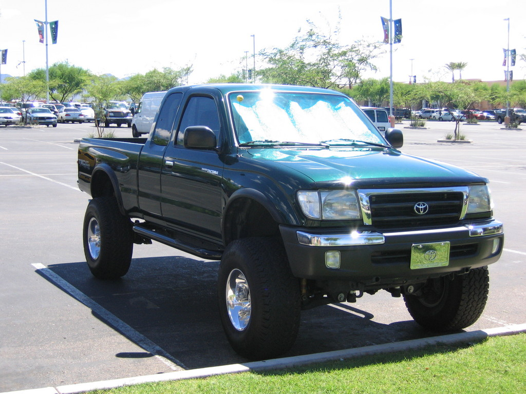 2000 Taco Clear Corners And Blinkers Tacoma World Forums