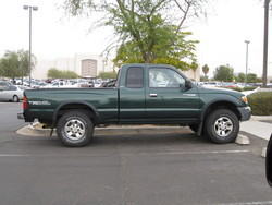 Another letzbbq 2000 Toyota Tacoma Xtra Cab post... - 10687362