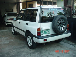mr_stock 1996 Suzuki Vitara