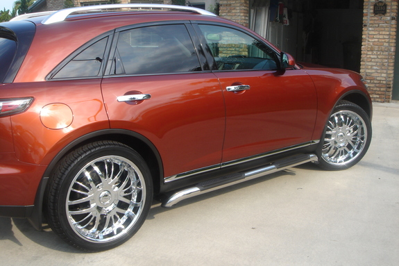 jshambo1 2007 infiniti fx specs photos modification info. Black Bedroom Furniture Sets. Home Design Ideas