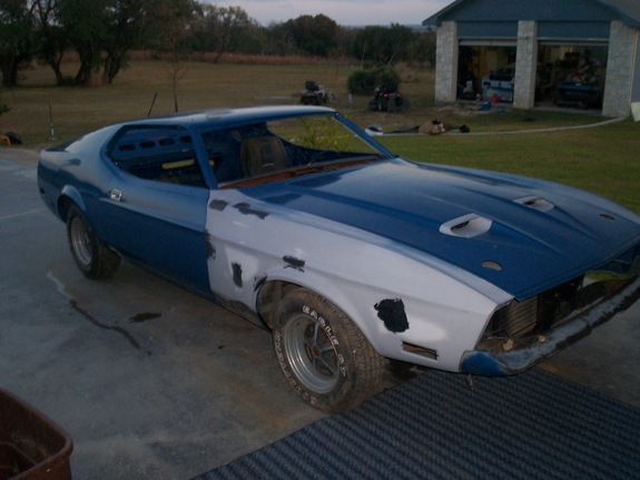 Another fb72stang 1971 Ford Mustang post... - 10688039