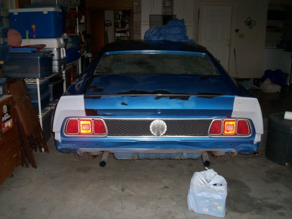 Another fb72stang 1971 Ford Mustang post... - 10688041