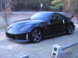 Rockmafb06s 2007 Nissan 350Z