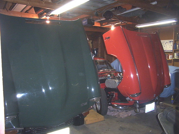 My Favorite Garage Pictures