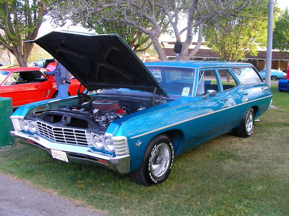 Another RaycerX96 1967 Chevrolet Bel Air post... - 10693279