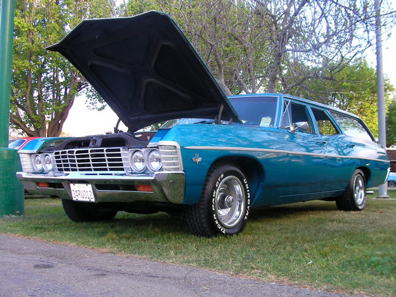 Another RaycerX96 1967 Chevrolet Bel Air post... - 10693280