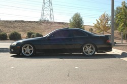 Baosers 1997 Lexus SC