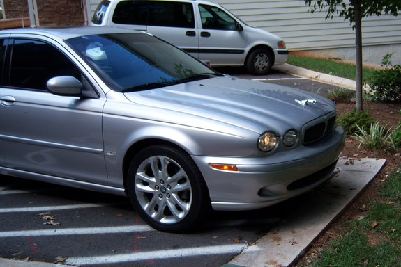 Another MRPAID 2003 Jaguar X-Type post... - 10972623