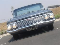 VICS61s 1961 Chevrolet Impala