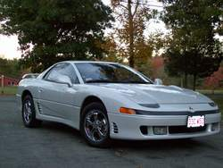 1993_3000GT_JMs 1993 Mitsubishi 3000GT