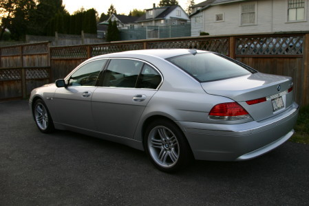 Another totalsleeper 2003 BMW 7 Series post... - 11578058