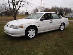 Luxury_Sport_Cars 1992 Ford Taurus