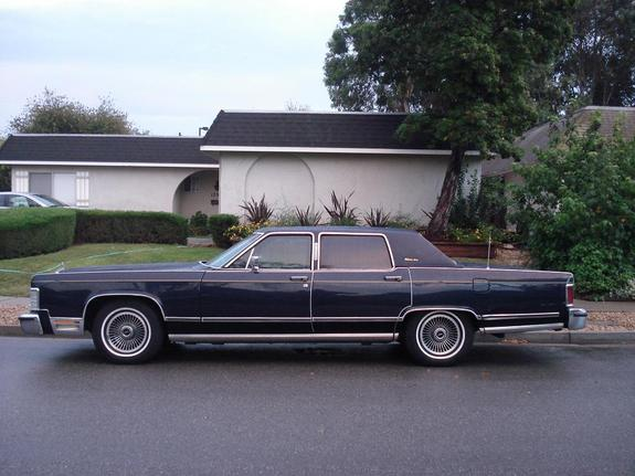 Perryforddan 1979 Lincoln Continental Specs Photos