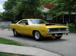 BIGBADWOODs 1970 Plymouth Barracuda