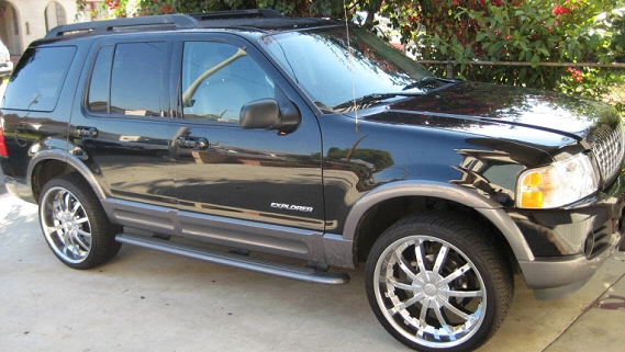 shaun562's 2005 Ford Explorer