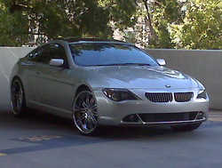 omonds 2004 BMW 6 Series
