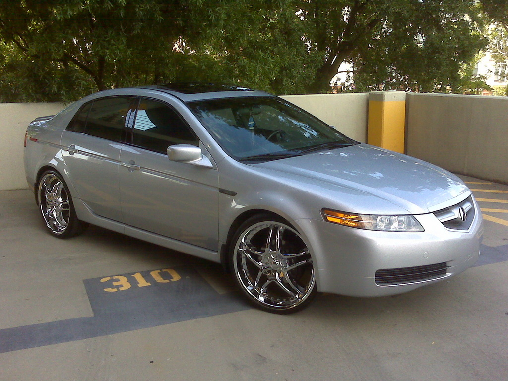 Omond 2004 Acura Tl Specs Photos Modification Info At Cardomain