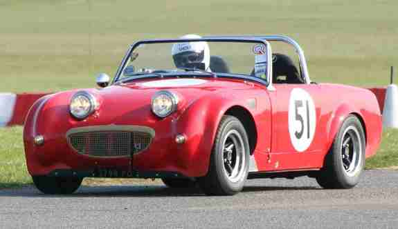 Another Dal1800frogeye 1963 Austin-Healey Sprite post... - 10698974