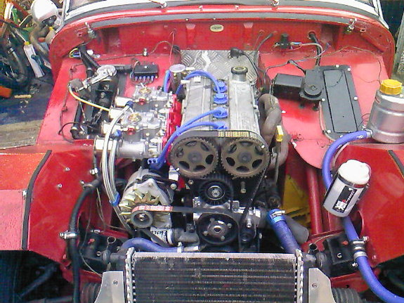 Another Dal1800frogeye 1963 Austin-Healey Sprite post... - 10698975