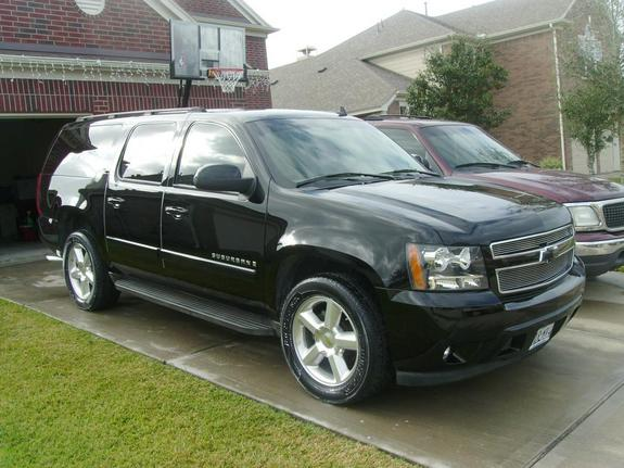 burban o7 2007 chevrolet suburban 1500 specs photos. Black Bedroom Furniture Sets. Home Design Ideas