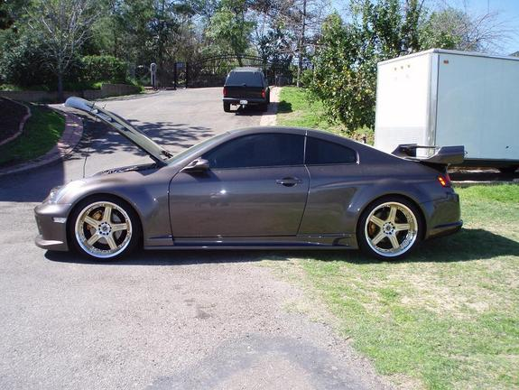 Another HIbred 2003 Infiniti G post... - 10704861