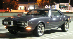 HyeVons 1968 Pontiac Firebird