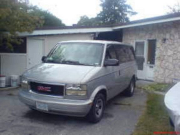 1997 GMC Safari Passenger