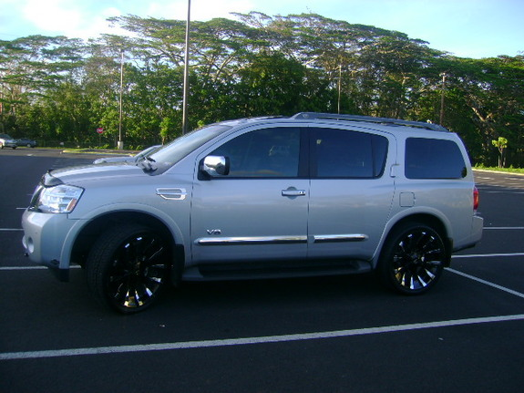 Another 007dale 2008 Nissan Pathfinder Armada post... - 10703611