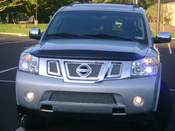 Another 007dale 2008 Nissan Pathfinder Armada post... - 10703613