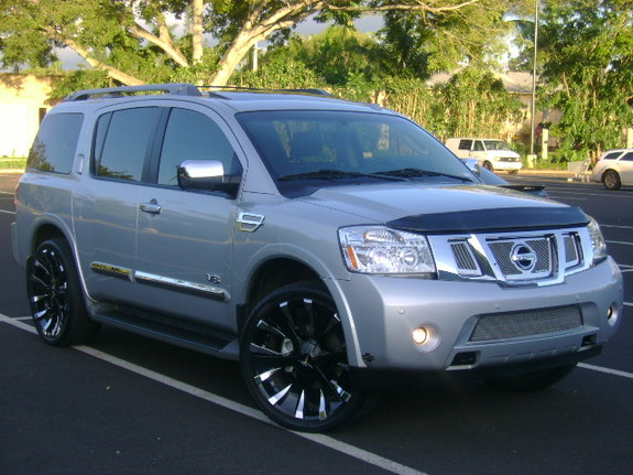 Another 007dale 2008 Nissan Pathfinder Armada post... - 10703616