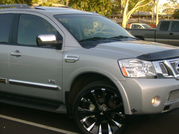 Another 007dale 2008 Nissan Pathfinder Armada post... - 10703622