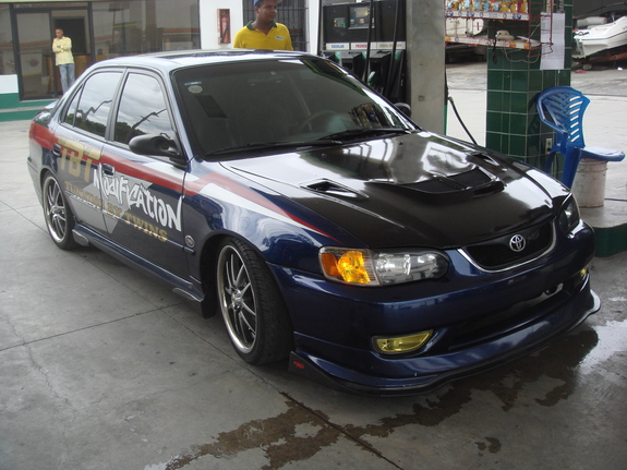 Another OmarGV_TRD 2002 Toyota Corolla post... - 10766607