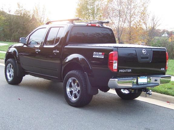 Nova Nismo 2007 Nissan Frontier Regular Cab Specs Photos