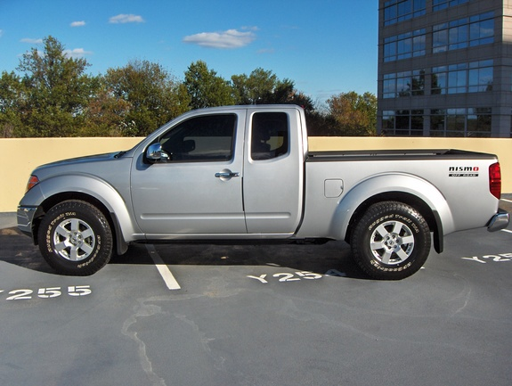 Another maxsiveyu 2007 Nissan Frontier Regular Cab post... - 10706948