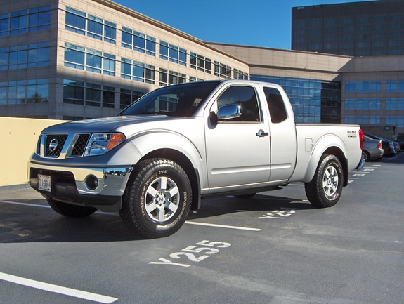 Another maxsiveyu 2007 Nissan Frontier Regular Cab post... - 10706949