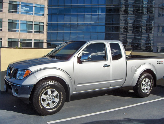 Another maxsiveyu 2007 Nissan Frontier Regular Cab post... - 10706950