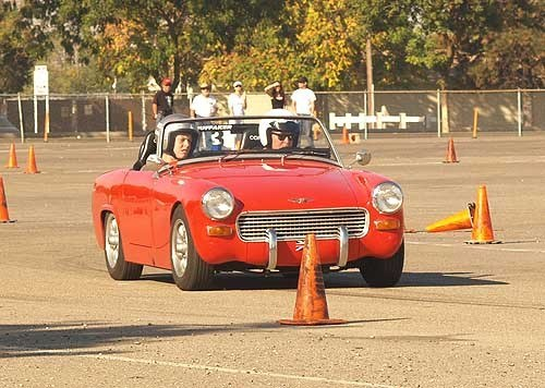 Another no_cones_ever 1961 Austin-Healey Sprite post... - 9335356