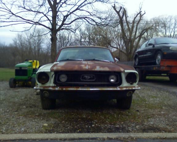 Another koriley27 1968 Ford Mustang post... - 9331366