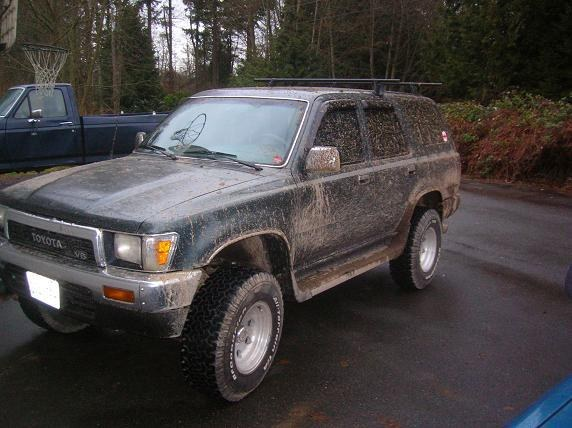 Another theFOOT 1991 Toyota 4Runner post... - 9332012