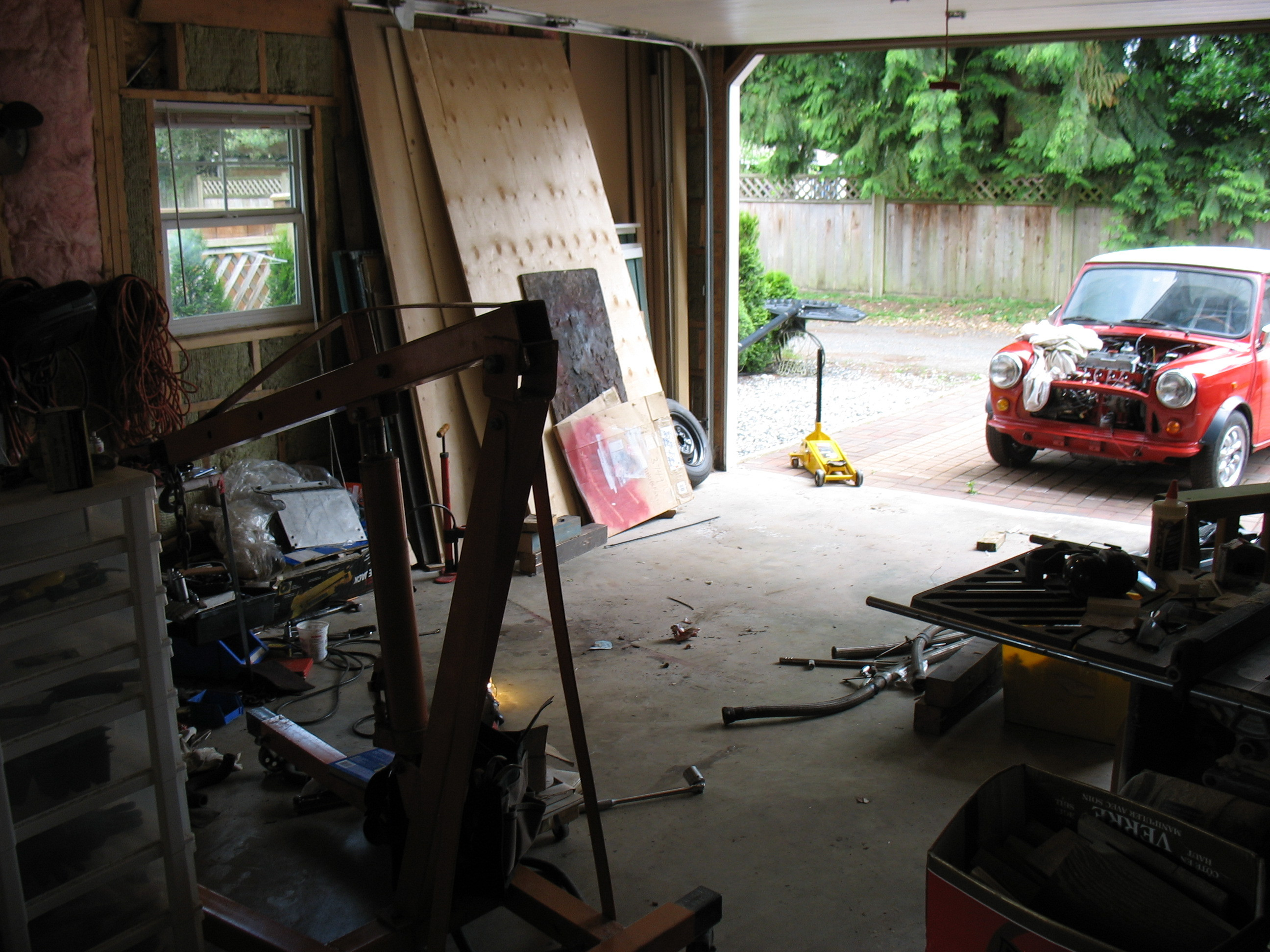 Here's a bunch of pics of building the engine. i got a machine shop to ...