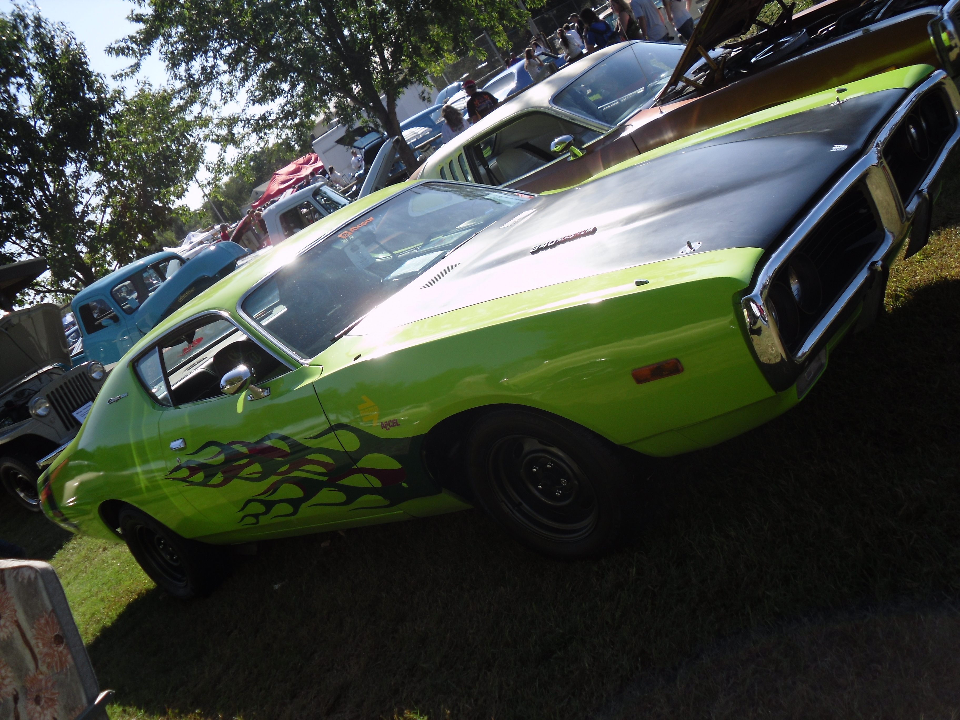 Chargerboy72 1972 Dodge Charger Specs Photos