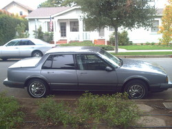califboy 1990 Oldsmobile Delta 88